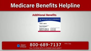 Medicare Benefits Helpline TV Spot, 'Get All the Benefits to Meet Your Needs' - Thumbnail 1