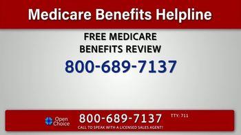 Medicare Benefits Helpline TV Spot, 'Get All the Benefits to Meet Your Needs' - Thumbnail 2