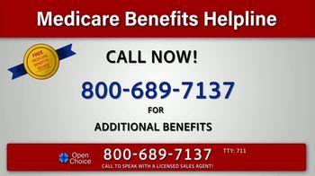 Medicare Benefits Helpline TV Spot, 'Get All the Benefits to Meet Your Needs' - Thumbnail 4