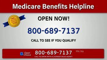 Medicare Benefits Helpline TV Spot, 'Get All the Benefits to Meet Your Needs' - Thumbnail 5
