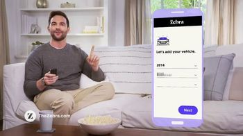 The Zebra TV Spot, '272 Billion Ads'