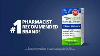 Prevagen TV Spot, 'Number One Recommended' - Thumbnail 4