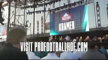 Pro Football Hall of Fame TV Spot, '2019 Hall of Fame Game' - Thumbnail 10