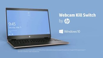 HP Spectre x360 TV Spot, 'Be You With the Webcam Kill Switch' Song by Tommy James & The Shondells - Thumbnail 6