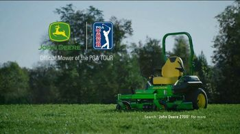 John Deere Z700 Series ZTrak Mower TV Spot, 'Run With Us' - Thumbnail 9