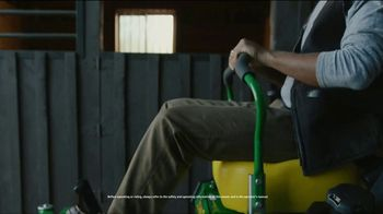 John Deere Z700 Series ZTrak Mower TV Spot, 'Run With Us' - Thumbnail 1
