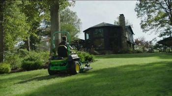 John Deere Z700 Series ZTrak Mower TV Spot, 'Run With Us'