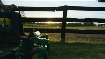 John Deere Z700 Series ZTrak Mower TV Spot, 'Run With Us' - Thumbnail 4