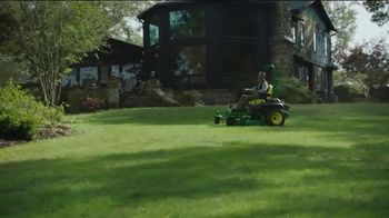 John Deere Z700 Series ZTrak Mower TV Spot, 'Run With Us' - Thumbnail 5