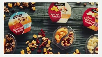 Sargento Balanced Break TV Spot, 'WE TV: Snack Break-Worthy Moments'
