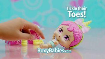 Boxy Babies TV Spot, 'Unbox Your Boxy Baby' - Thumbnail 3