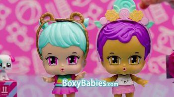Boxy Babies TV Spot, 'Unbox Your Boxy Baby' - Thumbnail 6