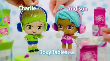 Boxy Babies TV Spot, 'Unbox Your Boxy Baby'