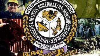 International Brotherhood of Boilermakers TV Spot, 'A Better Life' - Thumbnail 1