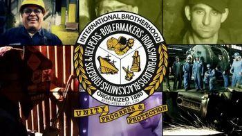International Brotherhood of Boilermakers TV Spot, 'A Better Life'