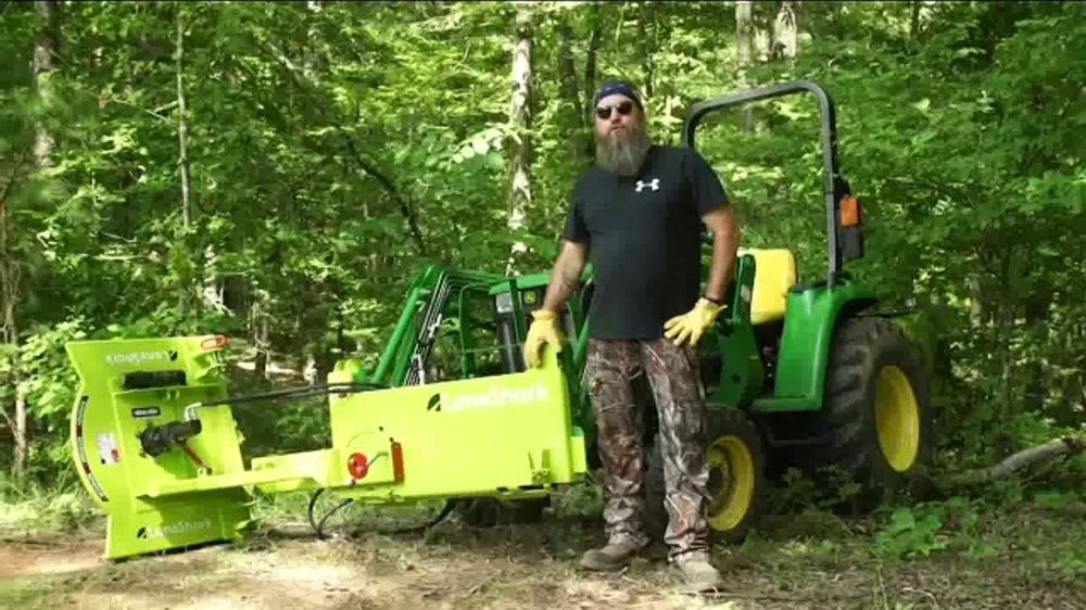 Lane Shark TV Commercial, 'All-In-One' Featuring Willie Robertson