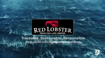 Red Lobster TV Spot, 'Discovery Channel: Our Legacy' Featuring Jake Anderson - Thumbnail 9