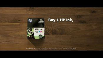 Staples TV Spot, 'Back to School: HP Ink' - Thumbnail 6