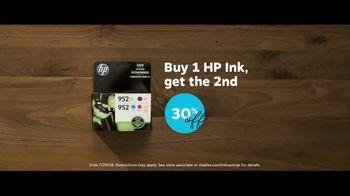 Staples TV Spot, 'Back to School: HP Ink' - Thumbnail 7