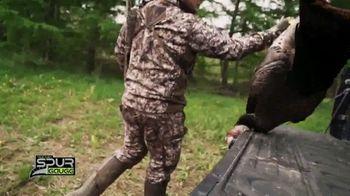 The Bearded Buck True Form Spur Gauge TV Spot, 'Turkey Hunters' Song by J Quay - Thumbnail 4