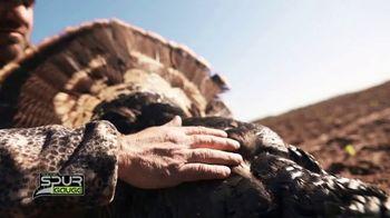 The Bearded Buck True Form Spur Gauge TV Spot, 'Turkey Hunters' Song by J Quay - Thumbnail 5