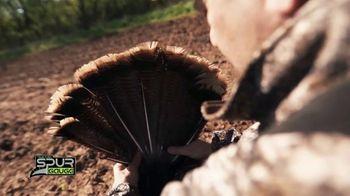The Bearded Buck True Form Spur Gauge TV Spot, 'Turkey Hunters' Song by J Quay - Thumbnail 6