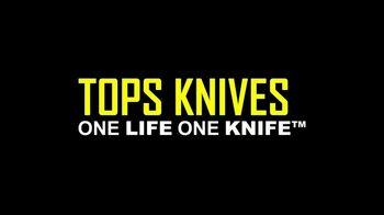 TOPS Knives TV Spot, 'Craftsmanship' - Thumbnail 1