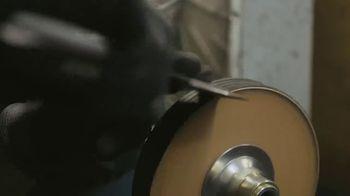 TOPS Knives TV Spot, 'Craftsmanship' - Thumbnail 6