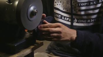 TOPS Knives TV Spot, 'Craftsmanship' - Thumbnail 7