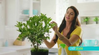 Credit Sesame TV Spot, 'The Credit Sesame of Plant Food' - Thumbnail 4