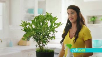 Credit Sesame TV Spot, 'The Credit Sesame of Plant Food' - Thumbnail 5
