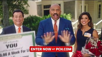 Publishers Clearing House TV Spot, '$5,000 a Week for Life: Last Chance' Featuring Steve Harvey - Thumbnail 1