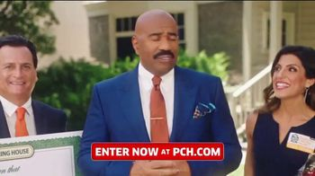 Publishers Clearing House TV Spot, '$5,000 a Week for Life: Last Chance' Featuring Steve Harvey - Thumbnail 3