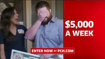 Publishers Clearing House TV Spot, '$5,000 a Week for Life: Last Chance' Featuring Steve Harvey - Thumbnail 6