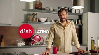 DishLATINO TV Spot, 'Más fútbol: Liga MX' con Eugenio Derbez, canción de Julieta Venegas [Spanish]