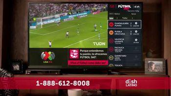DishLATINO TV Spot, 'Más fútbol: Liga MX' con Eugenio Derbez, canción de Julieta Venegas [Spanish] - Thumbnail 6