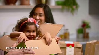 HelloFresh TV Spot, 'The Glicken Family: $80 Off'