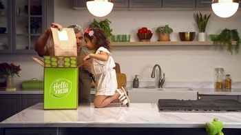 HelloFresh TV Spot, 'The Glicken Family'