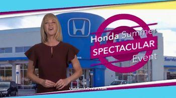 Honda Summer Spectacular Event TV Spot, 'Adventure' [T2] - Thumbnail 3