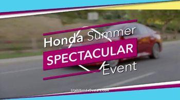 Honda Summer Spectacular Event TV Spot, 'Adventure' [T2] - Thumbnail 7
