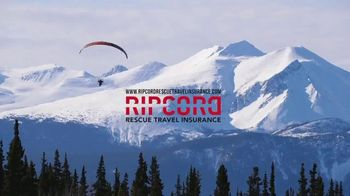 Ripcord Rescue Travel Insurance TV Spot, 'Wild Places' Featuring Greg McHale - Thumbnail 8