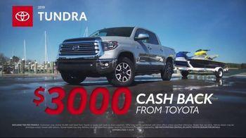 Toyota Summer Savings Event TV Spot, 'Enjoy the Outdoors' [T2] - Thumbnail 5