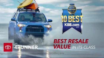 Toyota Summer Savings Event TV Spot, 'Enjoy the Outdoors' [T2] - Thumbnail 6