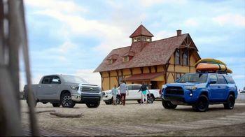 Toyota Summer Savings Event TV Spot, 'Enjoy the Outdoors' [T2] - Thumbnail 7