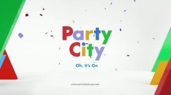 Party City TV Spot, 'Birthday Dessert Plates' - Thumbnail 6