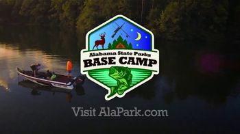 Alabama State Parks TV Spot, 'Your Base Camp for Adventure' - Thumbnail 10