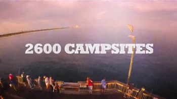 Alabama State Parks TV Spot, 'Your Base Camp for Adventure' - Thumbnail 8