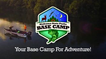 Alabama State Parks TV Spot, 'Your Base Camp for Adventure' - Thumbnail 9