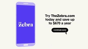 The Zebra TV Spot, 'Compare and Save' - Thumbnail 9