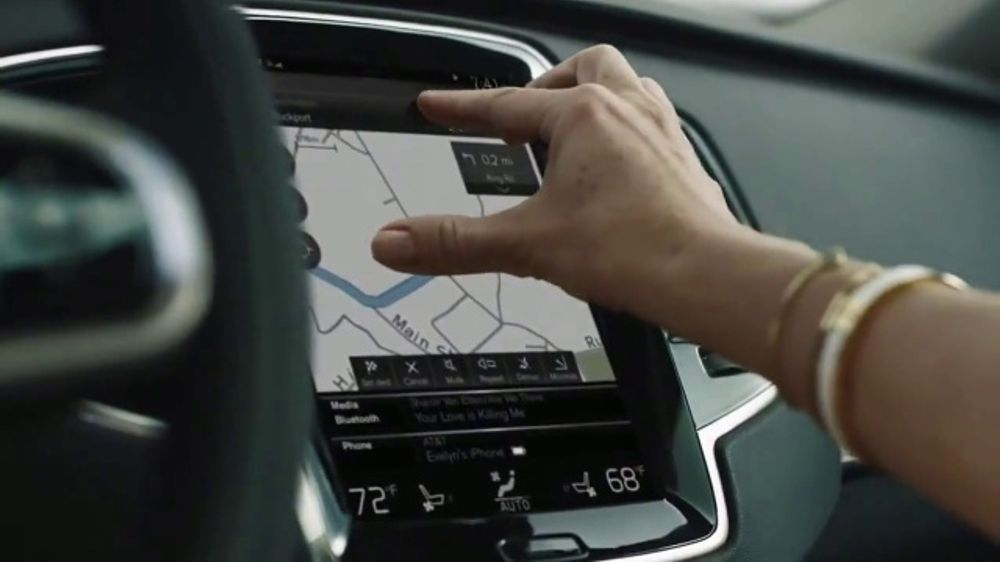 Volvo Xc90 Commercial >> Volvo Xc90 Tv Commercial Most Awarded Luxury Suv Of The Century